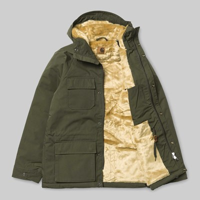 CARHARTT MENTLEY JACKET CYPRESS