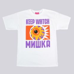 Mishka From The Ashes T Shirt White