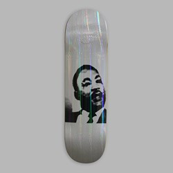 FUCKING AWESOME DILL MLK DECK 8.5