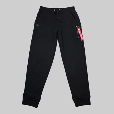 ALPHA INDUSTRIES X-FIT CARGO PANT BLACK