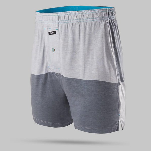 STANCE BRIEFS THE MERCATO NIGHTRIDGE GREY