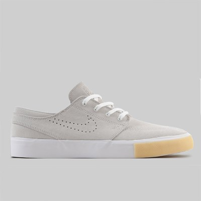 NIKE SB ZOOM JANOSKI RM SE WHITE VAST GREY GUM YELLOW