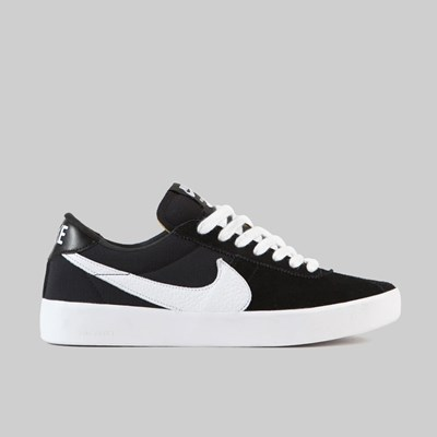 NIKE SB BRUIN REACT BLACK WHITE BLACK ANTHRACITE