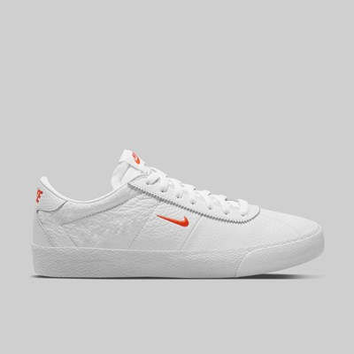 NIKE SB ZOOM BRUIN WHITE TEAM ORANGE WHITE GUM