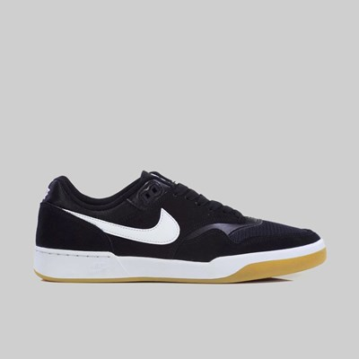 NIKE SB GTS RETURN BLACK WHITE BLACK GUM