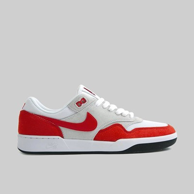 NIKE SB GTS RETURN PRM 'AM1' SPORT RED PURE PLATINUM