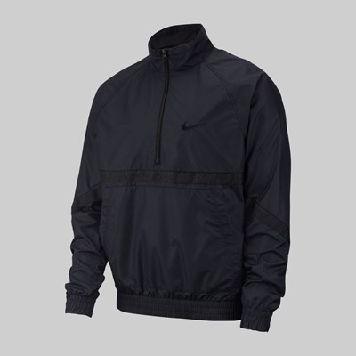 NIKE SB ISHOD JACKET 'ORANGE LABEL' BLACK BLACK