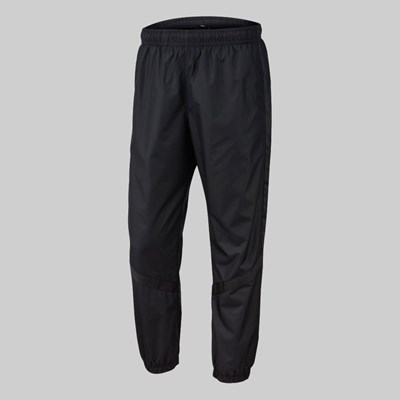 NIKE SB ISHOD PANT 'ORANGE LABEL' BLACK BLACK