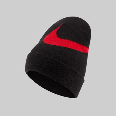 NIKE SB ORANGE LABEL UTILITY BEANIE BLACK