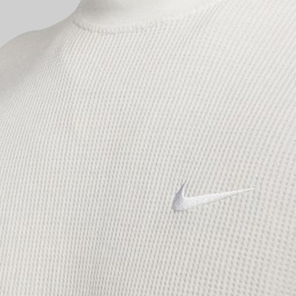 NIKE SB ORANGE LABEL CREW SWEAT SAIL WHITE