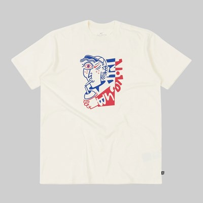 NIKE SB SLURP SS T-SHIRT COCONUT MILK