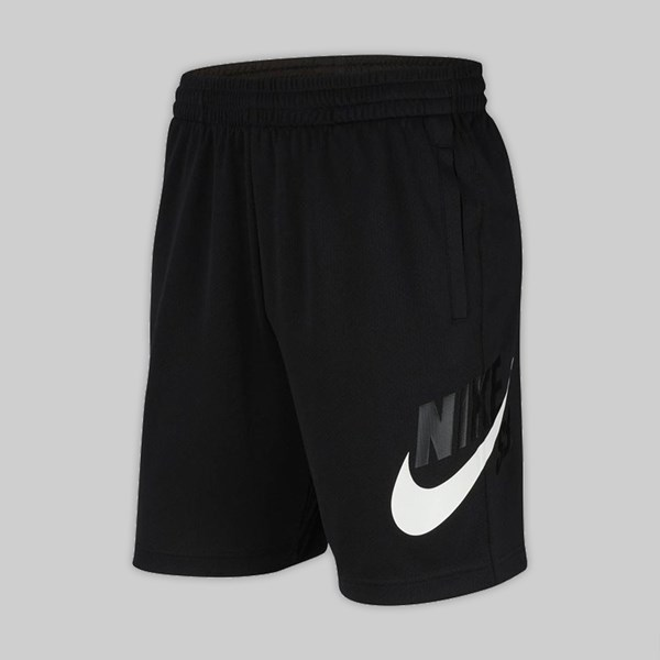 NIKE SB HBR SUNDAY SHORT BLACK WHITE
