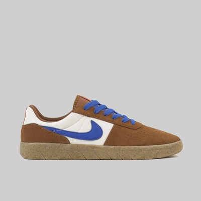 NIKE SB TEAM CLASSIC LIGHT BRITISH TAN PACIFIC BLUE