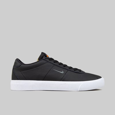 NIKE SB ZOOM BRUIN ORANGE LABEL BLACK DARK GREY