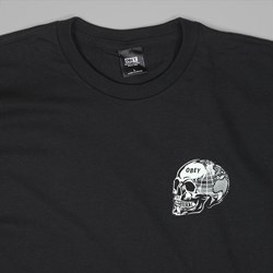 OBEY FEAR OF A BLACK PLANET TEE BLACK