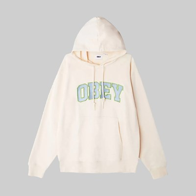 OBEY SPORTS III HOODY SAGO