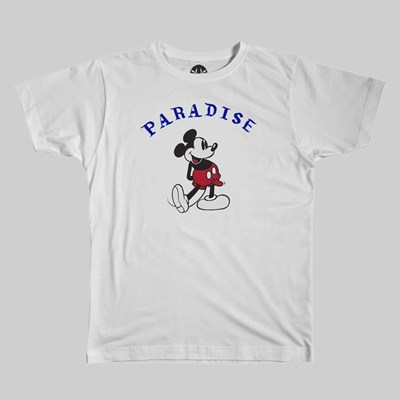PARADISE NYC MC BONER SS T-SHIRT WHITE