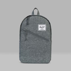 HERSCHEL PARKER BACKPACK RAVEN CROSSHATCH