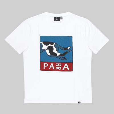 BY PARRA ESCAPING YOU SS T-SHIRT WHITE