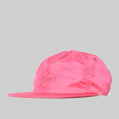 BY PARRA SIGNATURE RIPSTOP CAP PINK