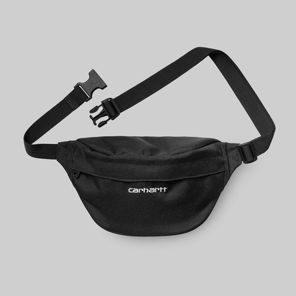 CARHARTT PAYTON HIP BAG BLACK