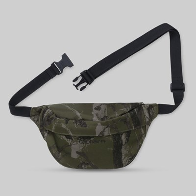 CARHARTT WIP PAYTON HIP BAG CAMO TREE GREEN