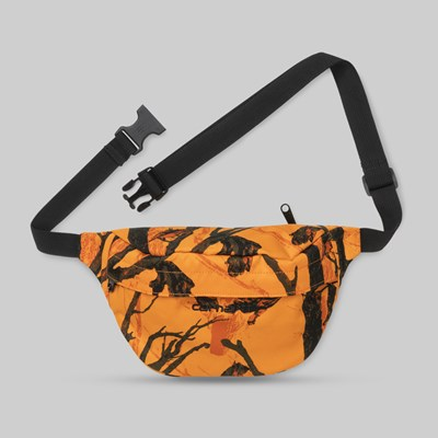 CARHARTT WIP PAYTON HIP BAG CAMO TREE ORANGE