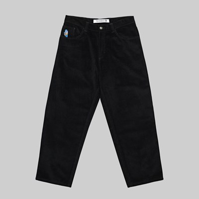 POLAR SKATE CO. 93 CORD PANT BLACK