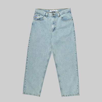POLAR SKATE CO. 93 DENIM LIGHT BLUE