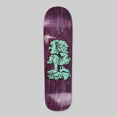 POLAR SKATE CO. HERRINGTON 'TWIN HEAD' DECK P8
