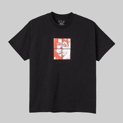 POLAR SKATE CO. OUT OF SERVICE SS T-SHIRT BLACK