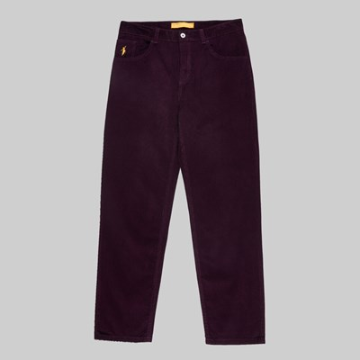 POLAR SKATE CO. 90'S CORDS PANT PRUNE