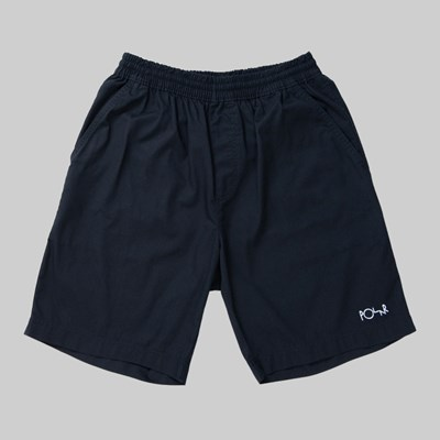 POLAR SKATE CO. SURF SHORT 2.0 BLACK
