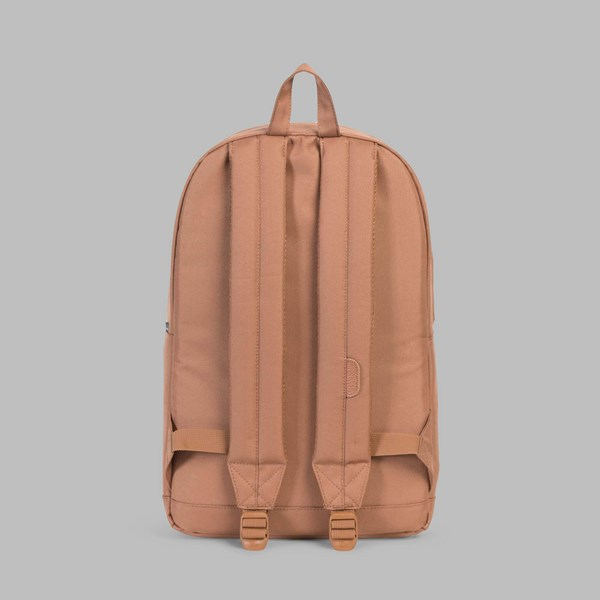 HERSCHEL POP QUIZ BACKPACK CARAMEL