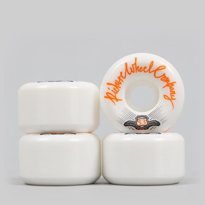 POP WHEELS 53 MM TANGERINE