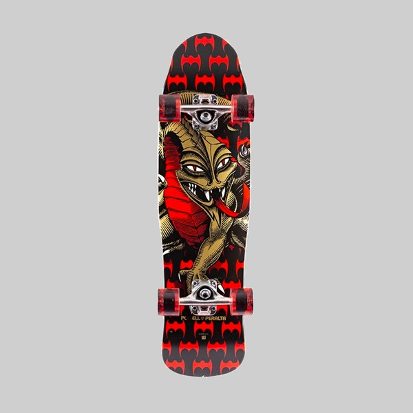 POWELL PERALTA COMPLETE MINI CAB DRAGON BLACK 8