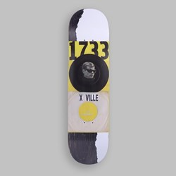 QUASI X POLLARD X VILLE COLLECTION DECK 8.25""