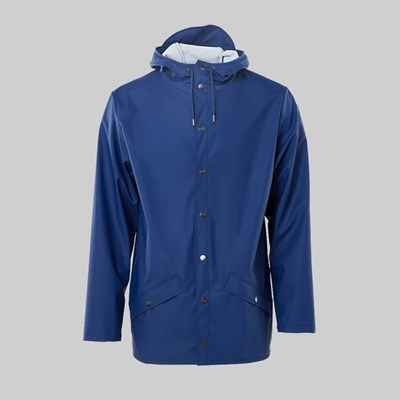 RAINS JACKET KLEIN BLUE