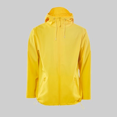 RAINS BREAKER JACKET YELLOW