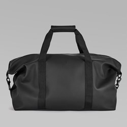RAINS HOLDALL BAG BLACK