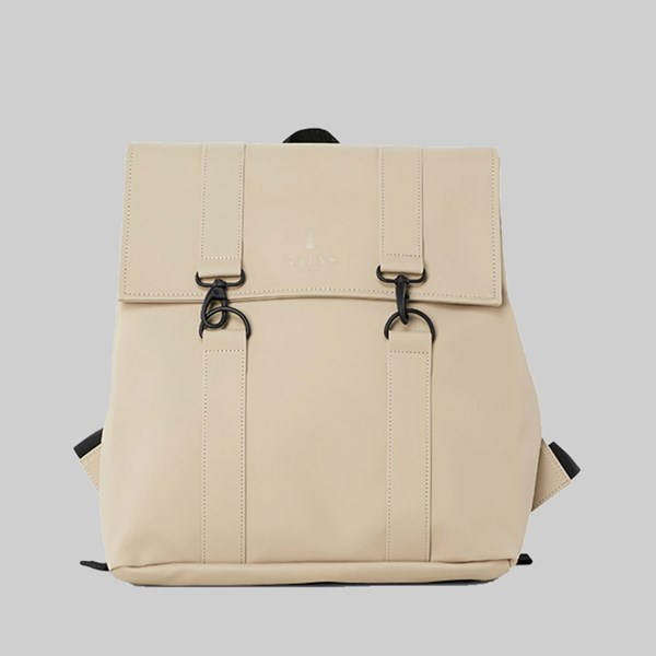 RAINS MSN BAG BEIGE