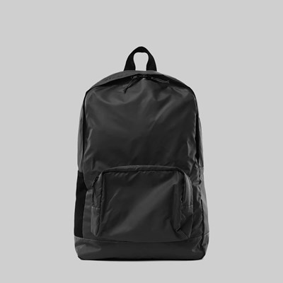 RAINS ULTRALIGHT DAYPACK BLACK