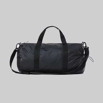 RAINS ULTRALIGHT DUFFEL BAG BLACK