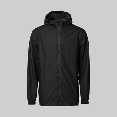 RAINS ULTRALIGHT JACKET BLACK