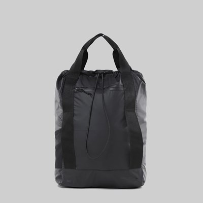 RAINS ULTRALIGHT TOTE BAG BLACK