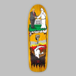 REAL SKATEBOARDS JIM THIEBAUD 'WRENCH JUSTICE' DECK 9.78""