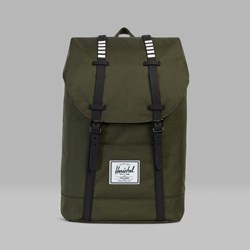 HERSCHEL RETREAT BACKPACK FOREST NIGHT BLACK