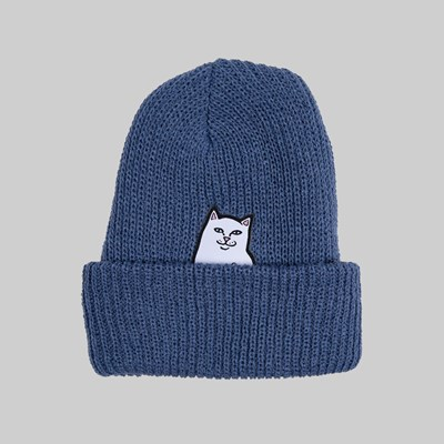 RIP N DIP LORD NERMAL BEANIE BLUE