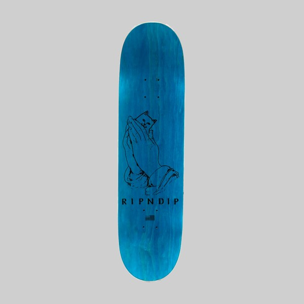 RIP N DIP LORD NERMAL BOARD PURPLE BLACK 8.5 INCH