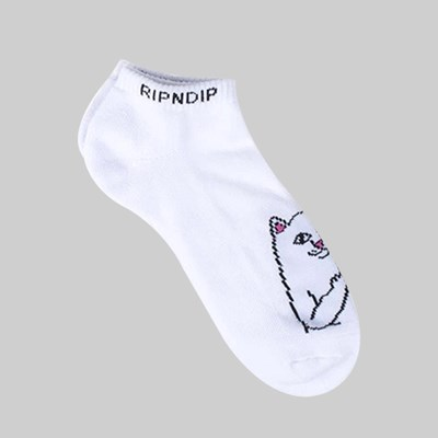 RIP N DIP LORD NERMAL LOW SOCKS WHITE